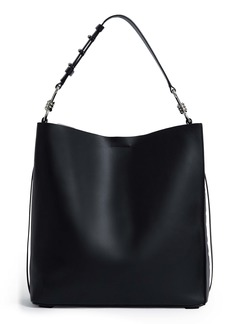 ALLSAINTS Nina Leather North/South Tote