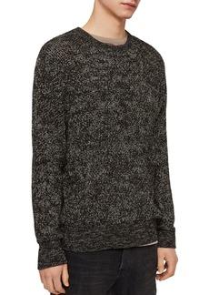 ALLSAINTS Oskett Ribbed Crewneck Sweater