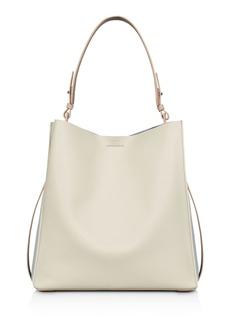 ALLSAINTS Paradise North/South Leather Shoulder Bag