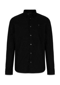ALLSAINTS Petrel Cotton Blend Shirt
