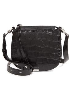 ALLSAINTS Polly Round Crossbody Bag