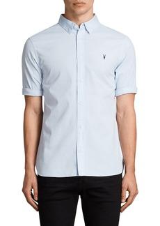 ALLSAINTS Redondo Slim Fit Sport Shirt