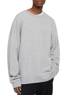 ALLSAINTS Relaxed Fit Crewneck Sweatshirt