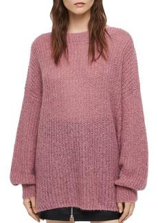 ALLSAINTS Renne Oversized Sweater