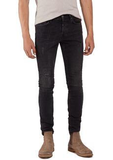 ALLSAINTS Rex Slim Fit Straight Leg Jeans