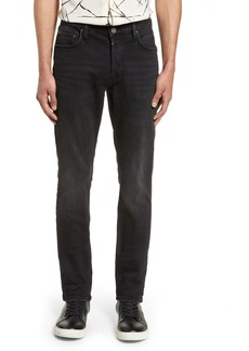 ALLSAINTS Rex Slim Fit Jeans (Dark Grey)