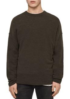 ALLSAINTS Ridge Lightweight Crewneck Sweater