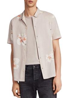 ALLSAINTS Rosarito Regular Fit Sport Shirt