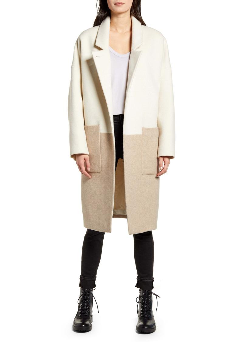 ALLSAINTS Rylee Colorblock Coat