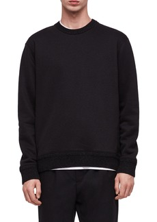 ALLSAINTS Senior Crewneck Regular Fit Sweatshirt