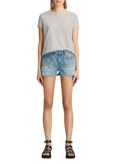 ALLSAINTS Serene Denim Shorts