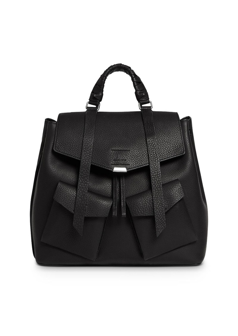 ALLSAINTS Shirley Leather Backpack