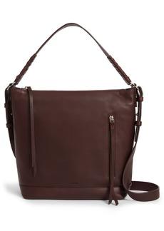 ALLSAINTS Shirley Leather Crossbody Bag
