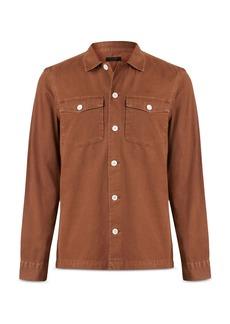 ALLSAINTS Spotter Cotton Camp Shirt