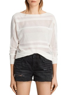 ALLSAINTS Springs Boat Neck Sweater