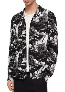 ALLSAINTS Sunda Button-Down Shirt