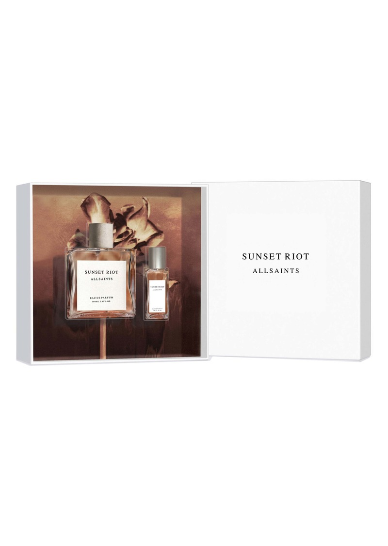 ALLSAINTS Sunset Riot Eau de Parfum Set (Nordstrom Exclusive) (USD $94 Value)