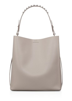 ALLSAINTS Suzi North South Leather Tote