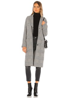 ALLSAINTS Teya Check Coat