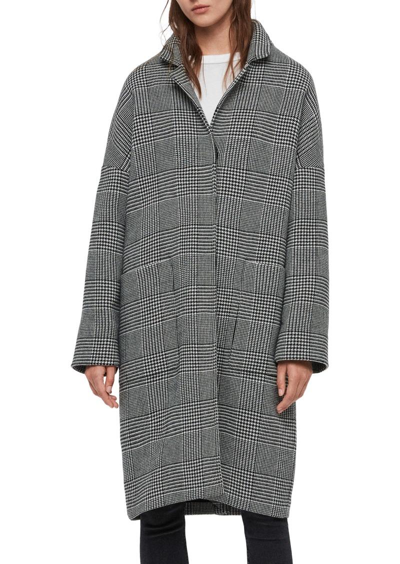 ALLSAINTS Teya Check Coat