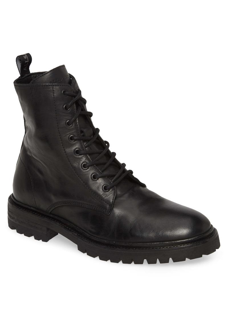 ALLSAINTS Tobias Plain Toe Boot (Men)
