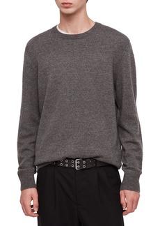 ALLSAINTS Travon Slim Fit Wool Blend Sweater