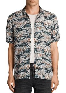 ALLSAINTS Vanuatu Slim Fit Button-Down Shirt