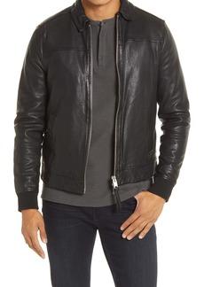 ALLSAINTS Vieno Leather Jacket