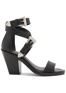 ALLSAINTS Viva Heel in Black. - size 37 (also in 36,39,40)