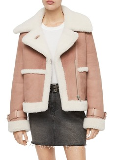 ALLSAINTS X Farley Shearling Jacket - 100% Exclusive