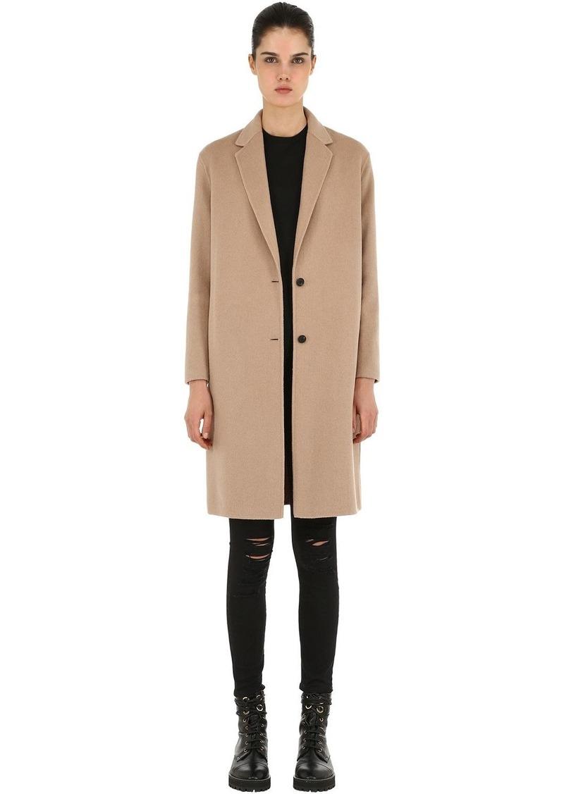 Anya Wool Blend Coat
