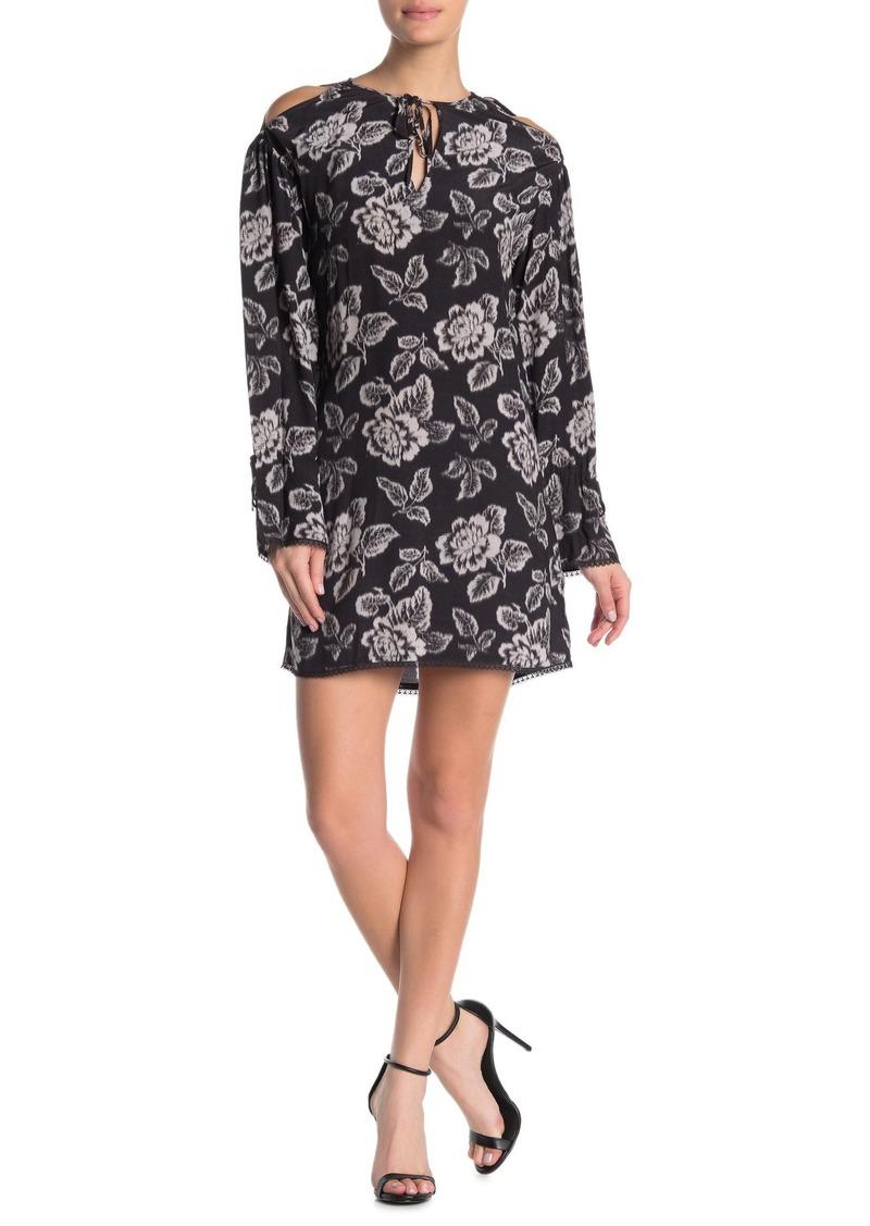AllSaints Aster Kasuri Dress