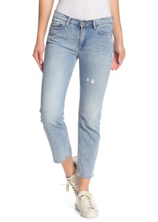 AllSaints Charlie Slim Cropped Jeans