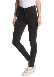 AllSaints Dark Grey Skinny Jeans