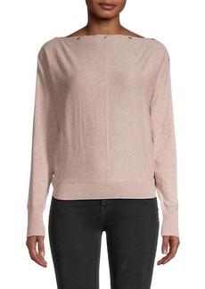 AllSaints Elle Boatneck Sweater