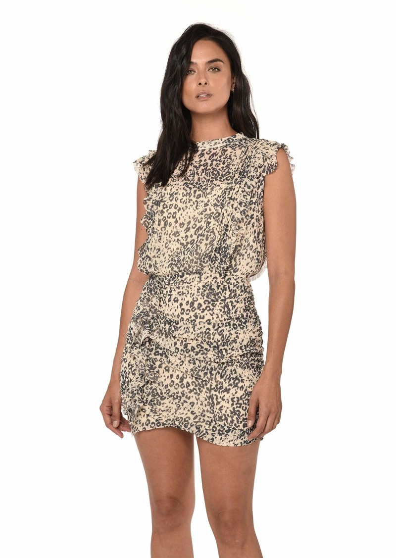 AllSaints Hali Patch Dress