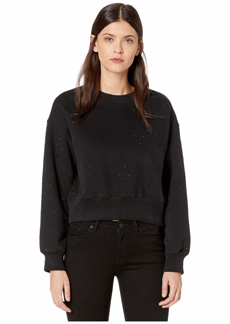 AllSaints Helene Sparkle Sweatshirt
