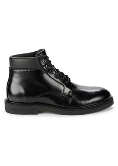AllSaints High Leather Boots