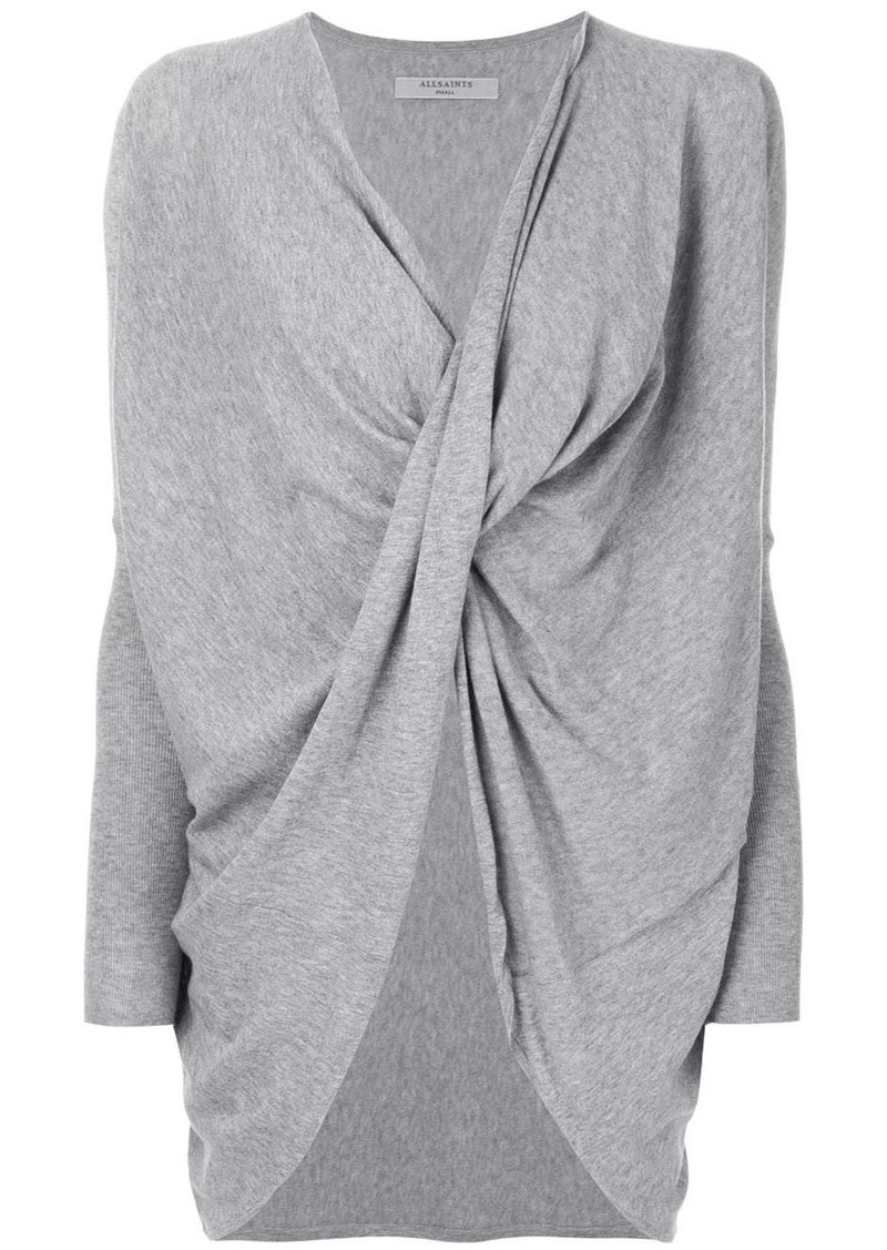 AllSaints Itat twisted jumper