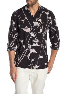 AllSaints Jindo Long Sleeve Shirt