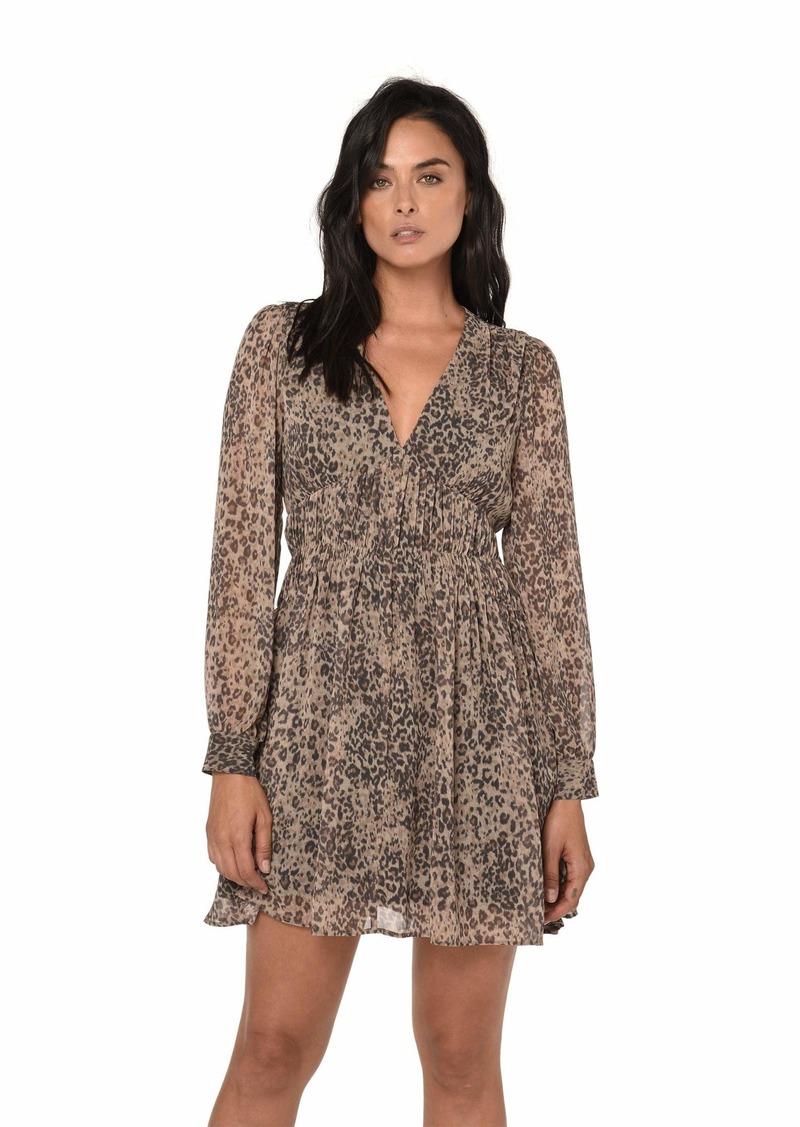 AllSaints Kiana Patch Dress