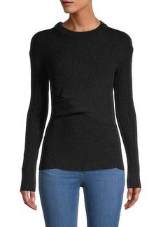AllSaints Krista Wool & Cashmere-Blend Jumper