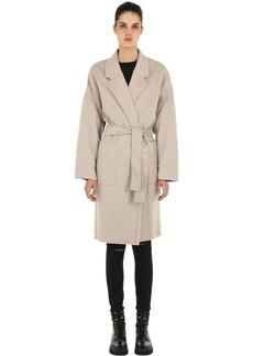 AllSaints Lara Wool Blend Coat