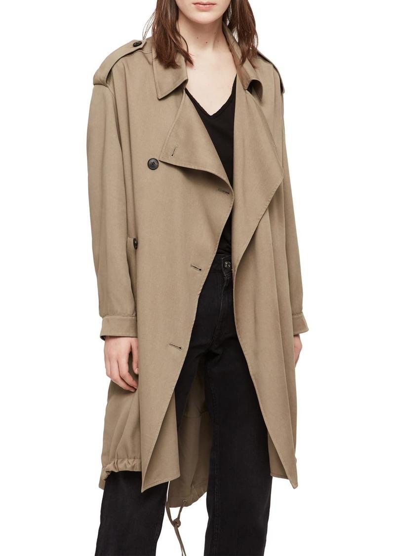 AllSaints Lia Mac Trench Coat