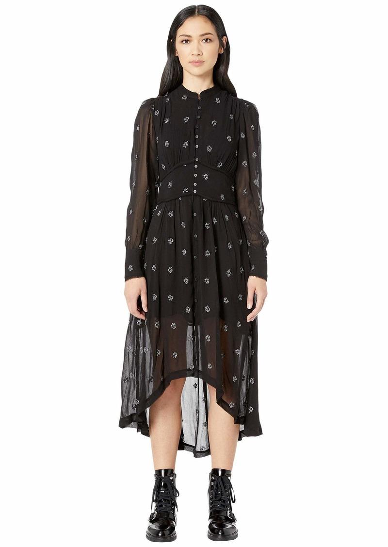 AllSaints Liza Cyla Dress