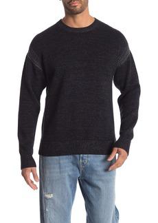 AllSaints Lochrin Crew Neck Sweater