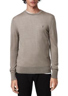Men's Allsaints Mode Slim Fit Merino Wool Sweater