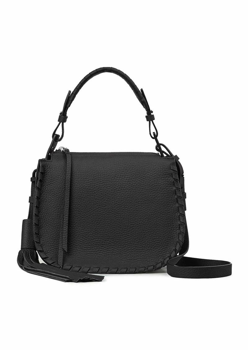 60% clearance kid cheapest price Mori Lea Whipstitch Crossbody Bag