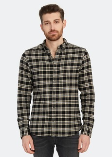 AllSaints Ridgewood Long Sleeve Button Down Shirt - XXL - Also in: L, S, XL
