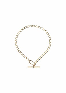AllSaints Short Toggle Chain Necklace